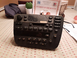 2000 2003 ford Taurus radio cassette player new