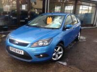 2009 (09) Ford Focus 1.6 ( 100ps ) Zetec (Finance Available)