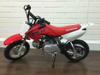 NEW HONDA CRF50F LIMITED STOCK AVAILABLE