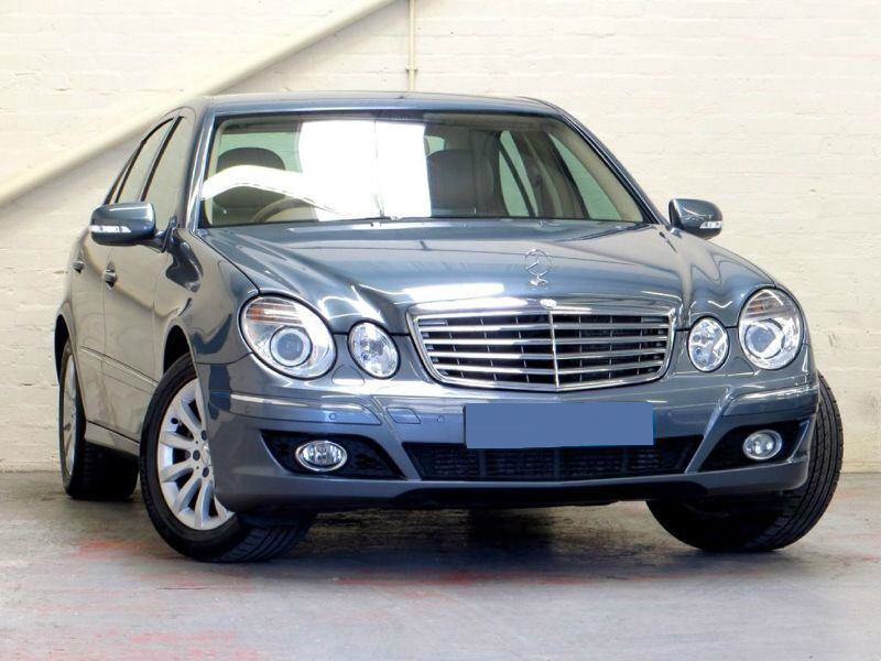 mercedes e class w211 elegance full mercedes benz history full beige leather. Cars Review. Best American Auto & Cars Review
