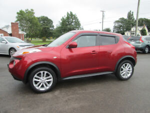 2014 NISSAN JUKE  F.W.D  TRADE WELCOME