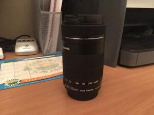 Canon 55-250 STM Lens Excellent Condition