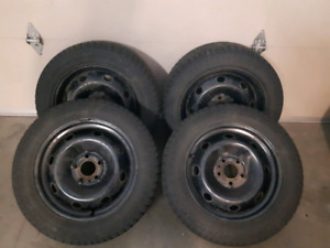 V50/S40/C30 winters tires & wheels