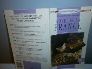 CUISINE-INTERNATIOALE=COLLECTION=8=PAYS= EN FRANCAIS=