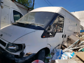 Breaking spares parts ford transit mk6 2002