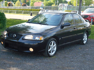 2003 Nissan Sentra SE-R 5-Speed, Full Load, A/C