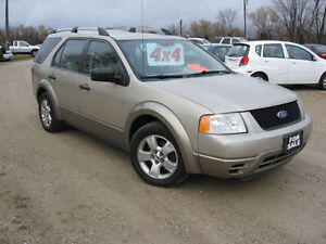 2005 Ford Freestar $3750 cert + hst + lic