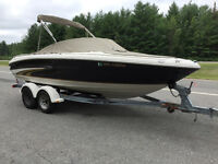 2002 SeaRay Signature Series 190 Bowrider Boat 5.0 MerCruiser