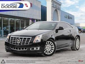 2014 Cadillac CTS Base  LEATHER HEATED SEATS| HEATED STEERING WH