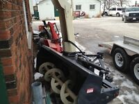 Buhler 740 74in Tractor Snow Blower