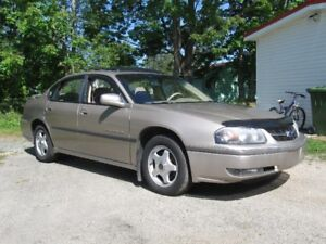 (NOT JUST A WINTER BEATER)  2002 NICE OLDER IMPALA