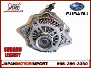 ALTERNATEUR POUR SUBARU LEGACY 75A 1998 A 2012, ALTERNATOR SUB
