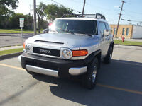 2008 Toyota FJ Cruiser SUV, Crossover only 126000 km