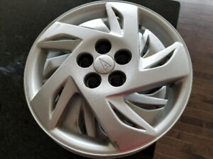 Car hubcaps set of 4