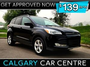 2015 Escape SE $139B/W TEXT US FOR EASY FINANCING! 587-317-4200