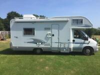 Adria Coral 670, Sleeps 6, Bunk Beds, 4 Seat Belts. NEW PRICE £19,999
