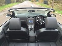 Ford Focus cc convertible fully loaded