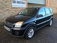 2008 FORD FUSION 1.4, MOT SEPTEMBER 2017, WARRANTY, NOT FIESTA CORSA IGNIS MERIVA MICRA