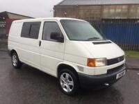 Volkswagen TRANSPORTER TDI SWB 2002 IDEAL CAMPER/DAY VAN