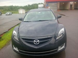 2012 Mazda Mazda6 GS Leather Sedan