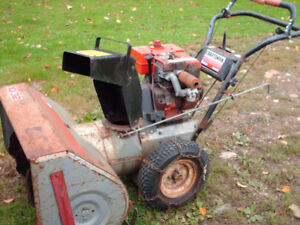 Craftsman Snowblower   VERY OPEN TO ANY OFFERS.