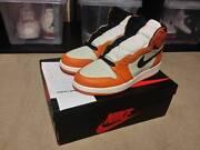 Nike Air Jordan 1 Retro + Receipt NMD Reverse Shattered Backboard Melbourne CBD Melbourne City Preview