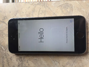 Iphone 5S black 150$$$ BELL
