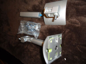 Bose Wall Speaker mounts (pair/2) with all fittings (Silver)