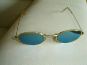 3fcde671d7b0 Gold Frame Glasses