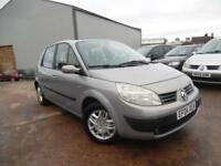 RENAULT SCENIC EXPRESSION 1.6 PETROL 12 MONTHS MOT MPV