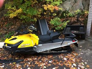 Skidoo neuf a vendre West Island Greater Montréal image 3