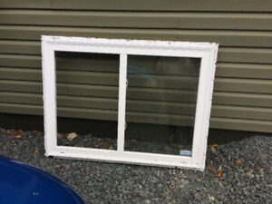 35 1/4 X 48  HORIZONAL VINYL WINDOW
