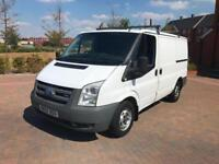 Ford Transit 2.2TDCi Duratorq ( 85PS ) 280S ( Low Roof ) 2007.5MY 280 SWB