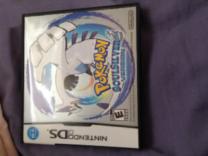 Pokemon Soul Silver for DS