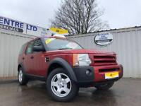 Land Rover Discovery 3 2.7TD V6 auto 2006MY S 4X4