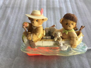 """Collectable """"Cherished Teddies"""""""