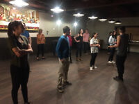 FREE Latin Dance Lessons!