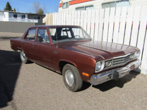 1973 Plymouth Valiant Sedan - Project or Parts