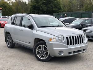 2009 Jeep Compass 1-Owner No-Accidents FWD Sunroof
