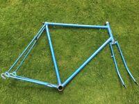 Vintage Road Bike Frame - Marlboro