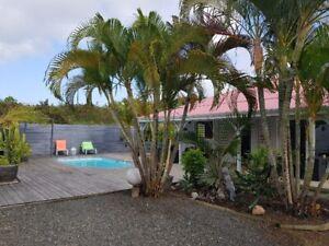 Villa  avec Piscine Guadeloupe