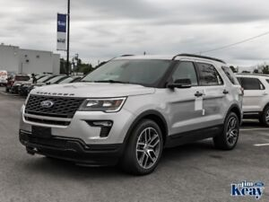 2018 Ford Explorer Sport 4WD  - Sunroof - $187.84 /Wk