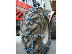 HARDENNED TRACTION CHAINS