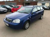 Chevrolet Lacetti 1.6 SX Estate * Only 44K * Full Service History * May 19 Mot *