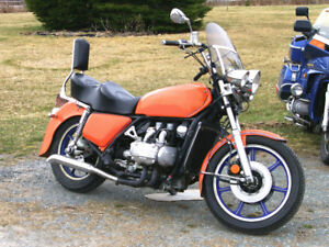 RAT RALLY SPECIAL - 1976 GOLDWING