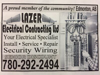 Laser Electrical Contracting Ltd