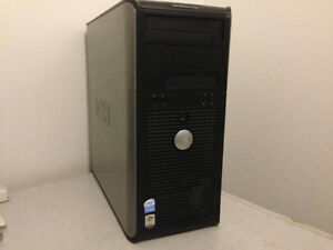 ORDINATEUR DELL CORE 2 DUO de 2.13 ghz