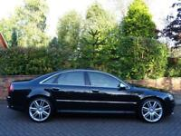 2007 07 Audi S8 5.2 FSI V10 (444 bhp) auto Quattro...VERY HIGH SPECIFICATION !!
