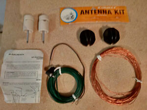 Rare Vintage Archer Antenna Kit Deluxe Model 278-758 - $45.00