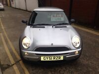 51 PLATE MINI ONE / FULL MOT / FSH / £1395!!!